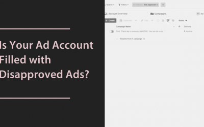 Could Ad Disapprovals Be Killing Your Account