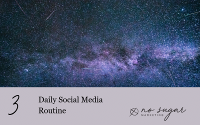 Episode 3: Daily Social Media Routine