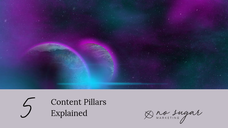 Content Pillars Explained